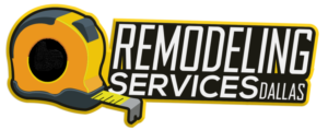 Logo Remodeling Services Dallas.